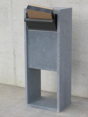 madrid modern parcel parcel sp cial colis bo te aux lettres mobilier de jardin demonceau s a. Black Bedroom Furniture Sets. Home Design Ideas