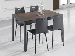 Chaises koko chaises et fauteuils en cuir simili cuir for Table de salle a manger hauteur 90